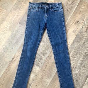 Joes Women's Stretch Skinny Jeans Cotton Blue